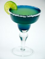 Drink Blue Margarita