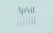 artystyczny kalendarz ścienny