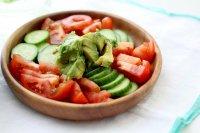 dietetyczny posiłek, jedzenie