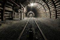 Wnętrze kopalni