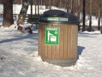 pojemnik na odpady